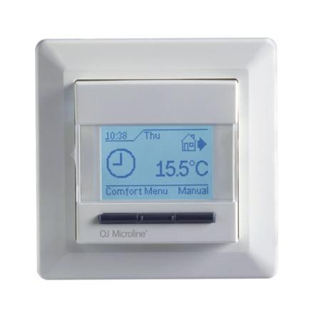 EVP Microline Premium Clock