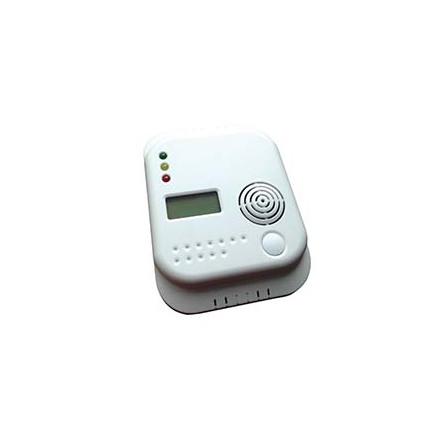 CO-varnare/Larm batteridrivet