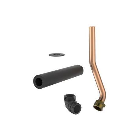 Bosch Extra varmvatten-kit (dockning LWM/LWMF mot extra VVB)