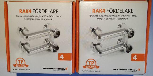TP Rak4 fördelare