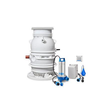 PUMPSTATION COMPIT 901H-EB-+/-L-DXG+ 230V 1,4 KW