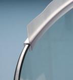 Sl�plist 20 mm - Silikon