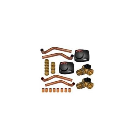 Växelventil paket komplett för CTC EcoZenith I550