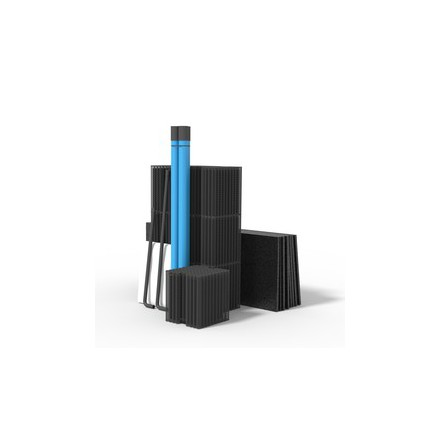BAGA Biomodulpaket BDT med spridarplattor