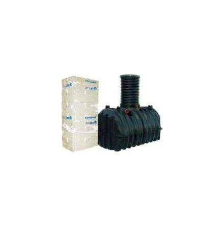 PIPELIFE SEPTIC ECO COMPACT INFILTRATIONSPAKET, 1 HUSHÅLL