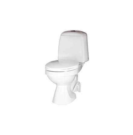 ECO-FLUSH urinseparerande wc