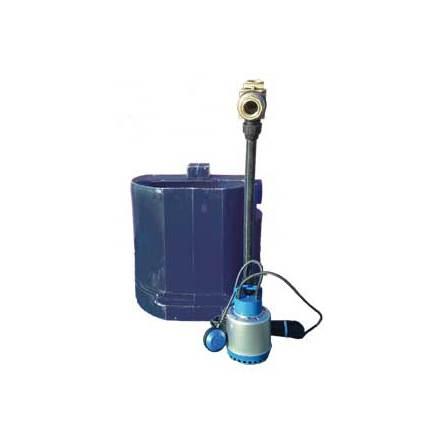 FANN Pump-in-Tank - pumpbrunn för montering i tank