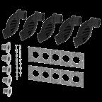 Väggbocksfixtur - paketartiklar