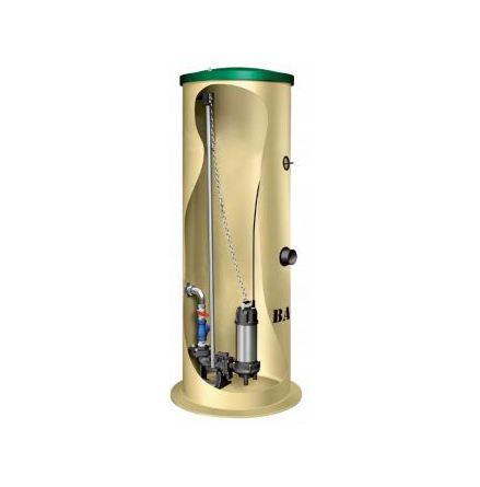 Baga Kompus 06-1 pumpstation GD-02  3-fas BDT+wc