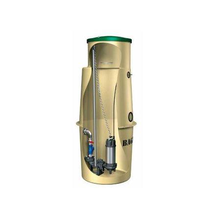 Baga Kompus 08-1 pumpstation 1-fas