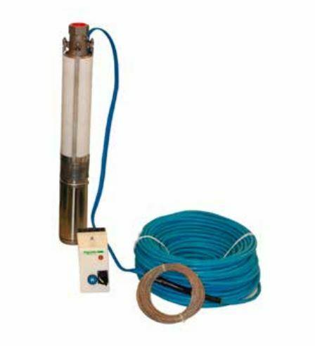 DEBE pumppaket 1x230 V (2-Wire)