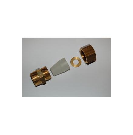 ETL 10 Genomföring vattentät för ETL10 värmekabel