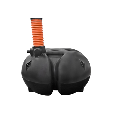 Wavin Sluten tank 5400 liter