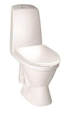 Rot toalettstol