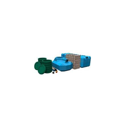 Fann IN-Drän Infiltrationspaket B66 ST6 BDT+WC