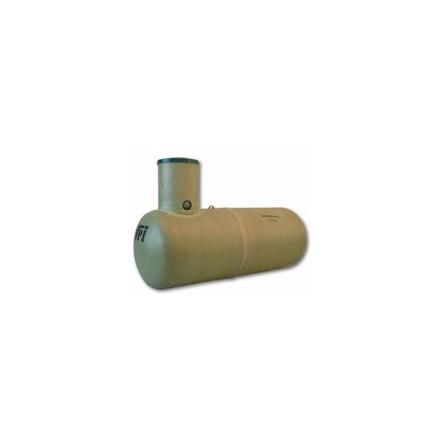 VPI Avloppstank 6000 Med Nivålarm Batteri