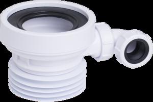 ECO-FLUSH WC stos extra anslutning