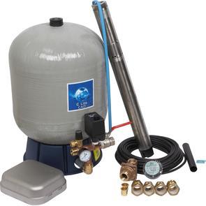 Djupvattenpump paket